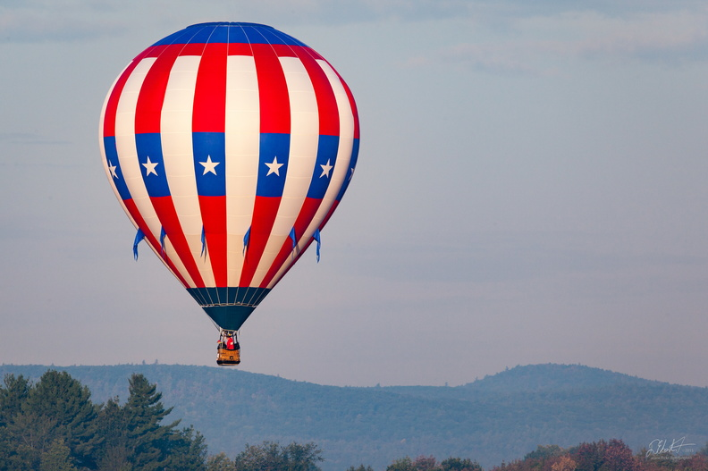 The Patriot Balloon