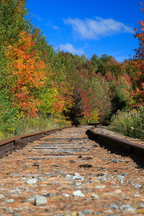 Railway to Horseshoe Lake