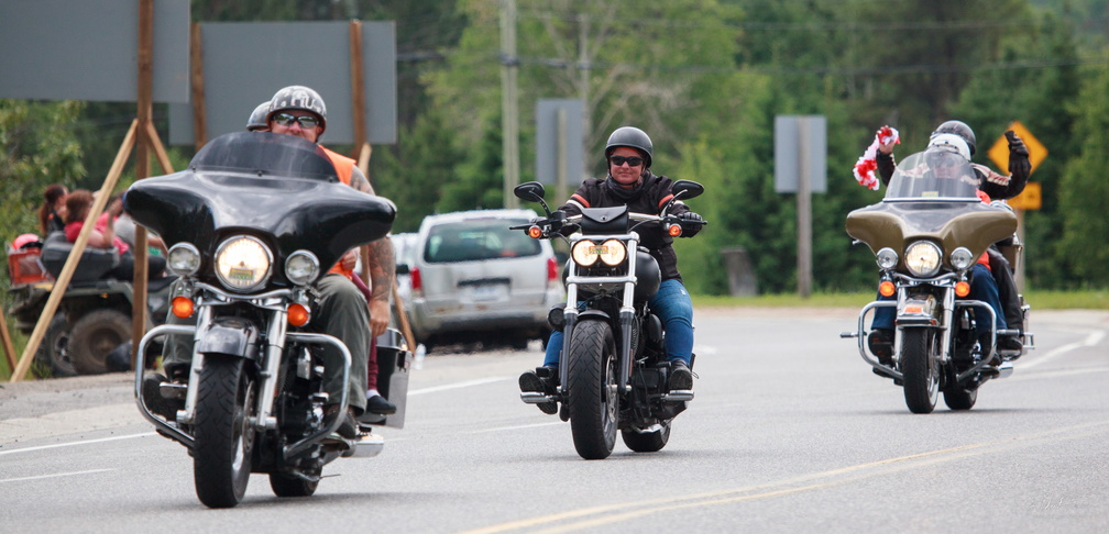 15th Annual Biker's Reunion to Battle Cancer