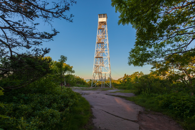 The Tower at Overlook Mountain