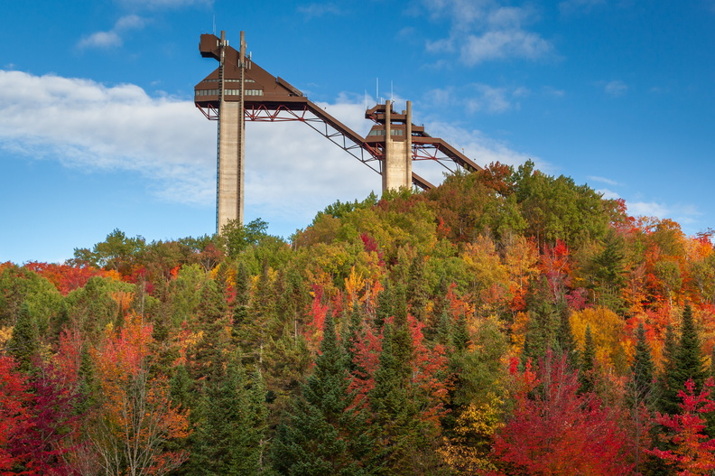 Lake Placid Ski Jumps